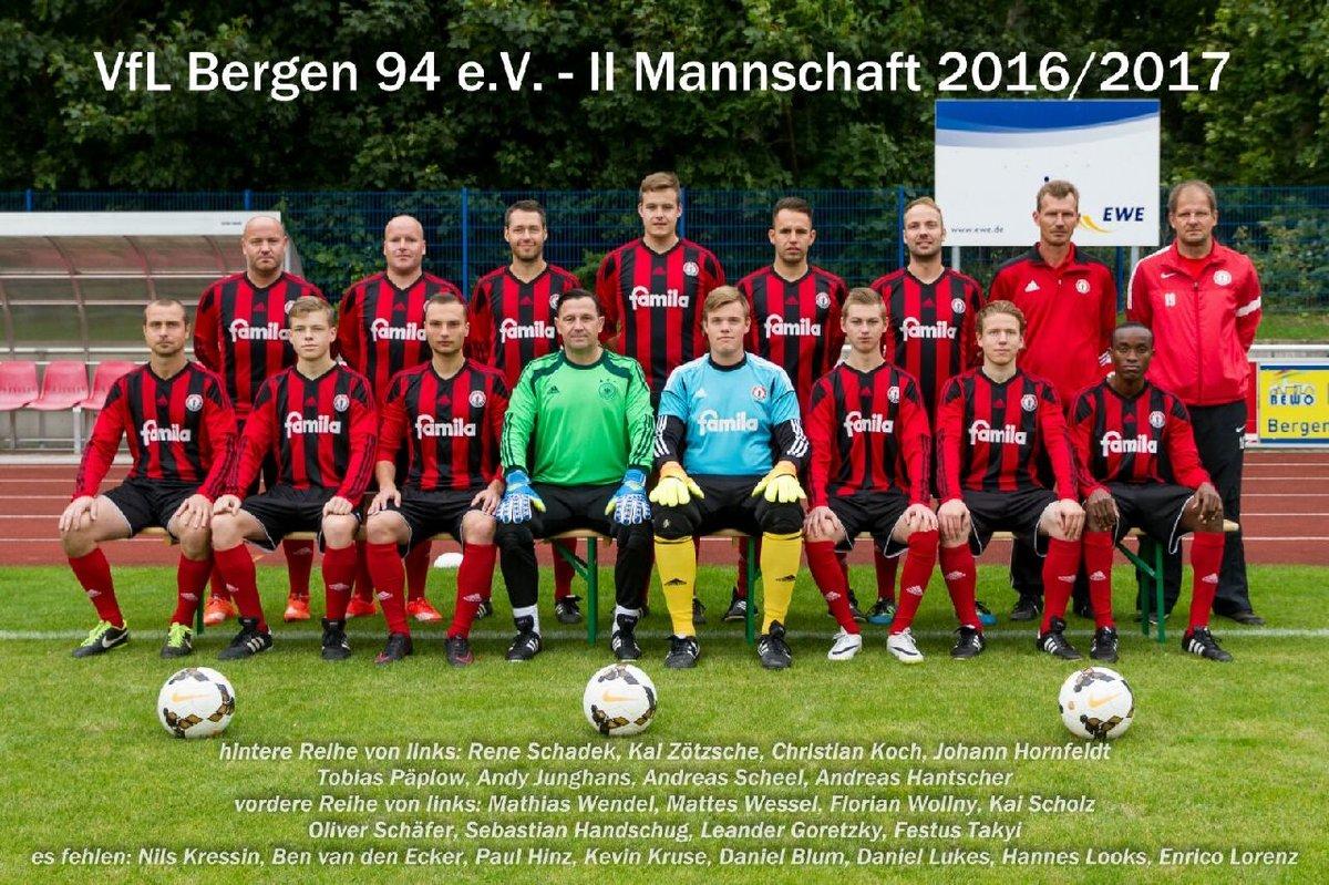 VfL Bergen - 2. Mannschaft