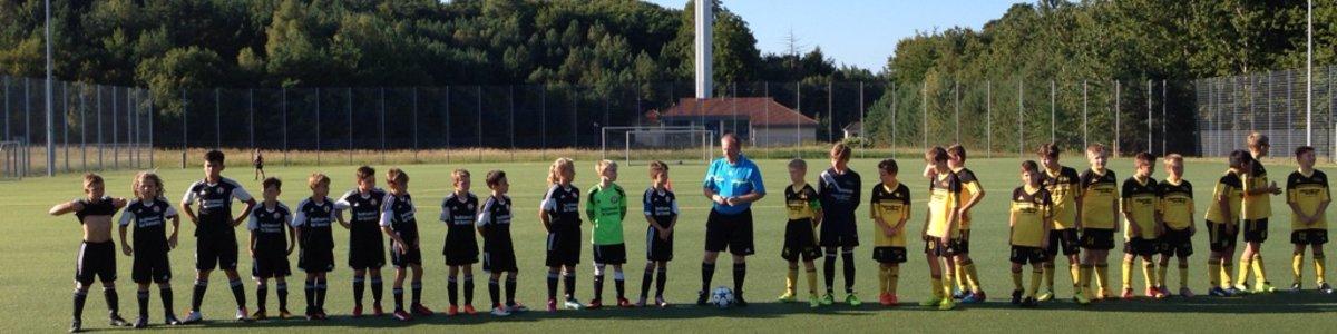 D2- Junioren des VfL Bergen feiern gelungenen Auftakt