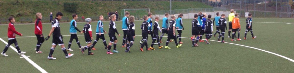 Zweite Mannschaft der D- Junioren feiert vierten Sieg im vierten Spiel