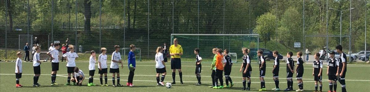 D2- Jugend scheitert trotz guter Leistung im Pokalhalbfinale