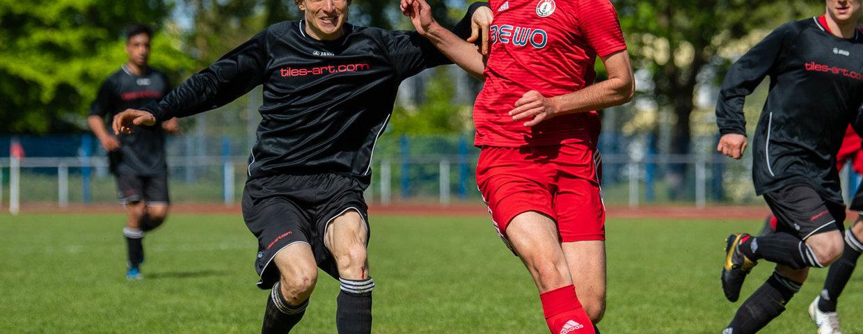 1. Herren spielen 1:1 gegen die Oberligareserve vom Greifswalder FC