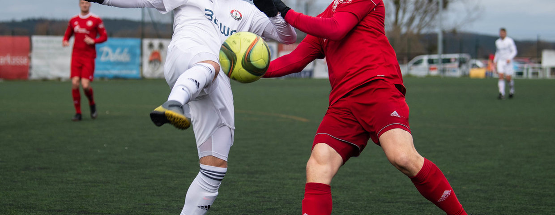 VfL Bergen 94 verliert kurz vor Schluss das erste Punktspiel des Jahres gegen den FSV 1919 Malchin