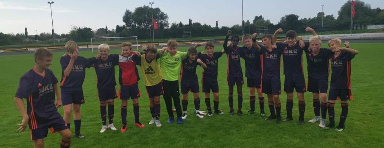 CI gewinnt erstes Spiel in der Verbandsliga.