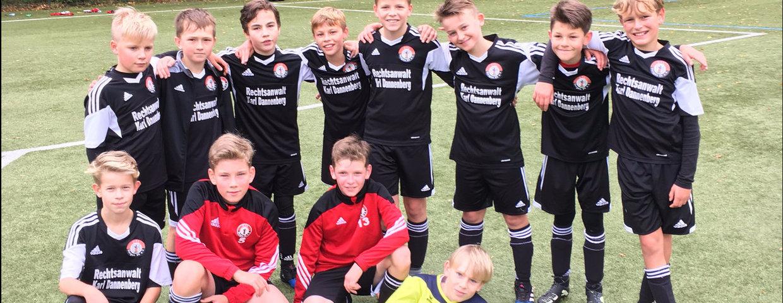 Bergener D- Junioren ziehen in die zweite Pokalrunde ein