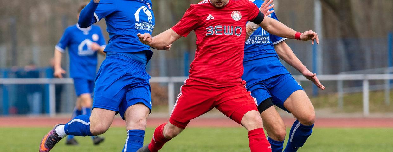 1. Herren verlieren 0:1 gegen SV Siedenbollentin