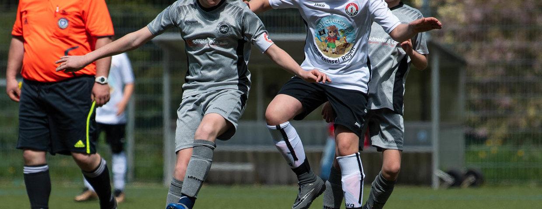 D-Junioren unterliegen dem FC Förderkader René Schneider II mit 1:3