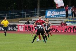 Pokalspiel: Vfl Bergen 1 : SV Görmin