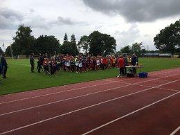 E- Junioren des VfL Bergen stießen bei der Landesmeisterschaft an ihre Grenzen