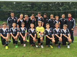 C-Jugend gewinnt das 1.Punktspiel in der Verbandsliga