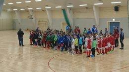 Bergener E- Junioren belegen bei der Landesmeisterschaft den sechsten Platz