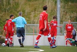 B-Jugend 2012/13 gegen Anker Wismar