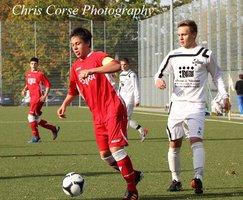 B-Jugend VfL Bergen gegen Eintracht Schwerin