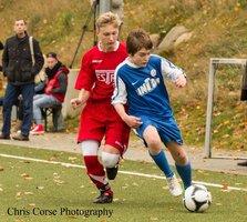 B-Jugend gegen Hansa Rostock