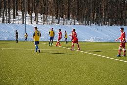 Verbandsliga B-Jugend gegen Hansa Rostock BII